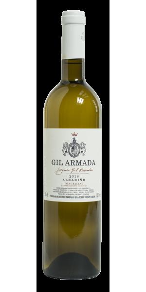 Albariño Gil Armada 2018